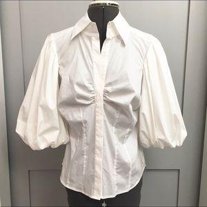 NWT bebe 3/4 Sleeve Shirt